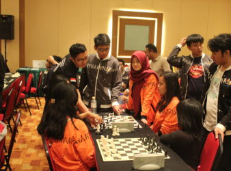 Malaysian Chess Festival 2018 – Day 1