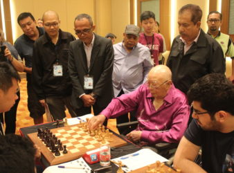 Malaysian Chess Festival 2018- Record Set in Day 4