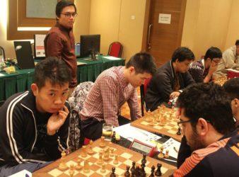 Wang Hao pulls ahead
