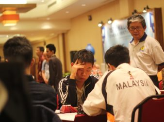GM Firouzja Alireza leads Malaysian Open
