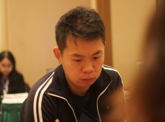 Day 5 – Wang Hao maintains perfect score.