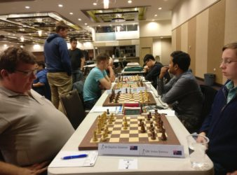 2018 Australasian Masters – GM Smirnov Victorious