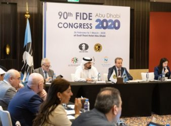 Key Decisions Approved at the 90th FIDE Congress and Extraordinary General Assembly