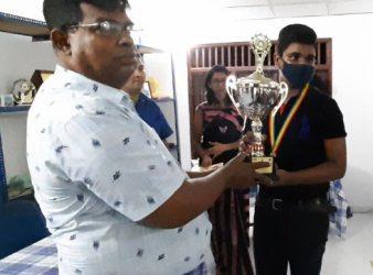 LMST De Silva Wins the 7th Sri Lanka Chess Grand Prix 2020