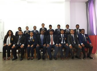 Sri Lanka National Chess Team to the FIDE Online Chess Olympiad 2020