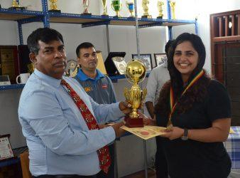 WIM Sachini Ranasinghe Wins Inaugural Sri Lanka Women Chess Grand Prix 2020