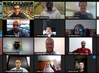 FIDE Arbiters Seminar Online in Arabic