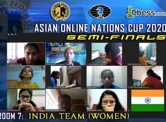 Indian and Indonesian Women Face Off in Asian Online Nations Cup Final