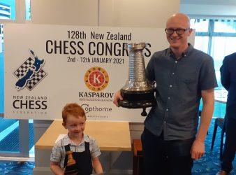 Nicolas Croad wins 2021 New Zealand Championship
