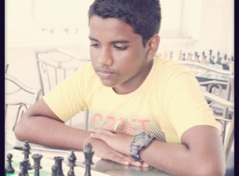 Kaviska Wins Sri Lanka Youth Chess Event