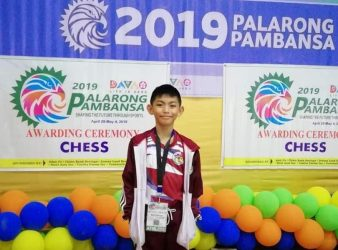 Bayanihan Chess Club Match Up Series