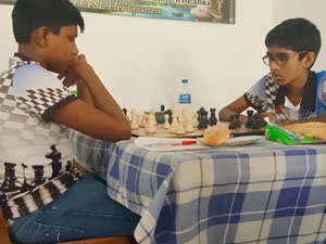 2nd Sri Lanka Youth Chess Grand Prix 2021