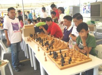 NM Andador Rules Espana Chess Club Manila 26th edition