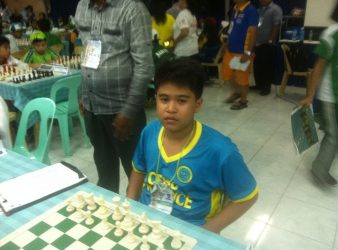 Daniel Baylosis Wins KCCR Online Chess Tournament