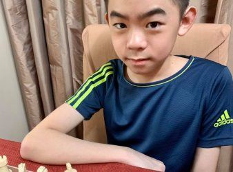 Ivan Travis Cu Tops National Age Group Chess Championship Mindanao leg