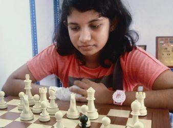 Oneli Vithanawasam wins CFSL Online Under 18Yrs Girls Youth Rapid Chess Championship 2021