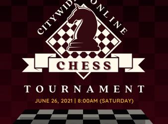 "1st Mayor Carmelo ""Pogi"" Lazatin City wide Online Chess Tournament"