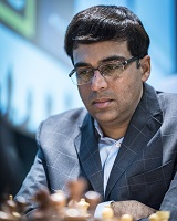 Anand to lead strongest team India in online Chess Olympiad