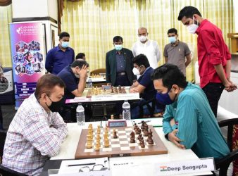 Joytu Sheikh Hasina International Grand Masters Chess Starts in Bangladesh