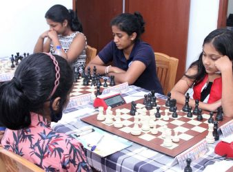 Favorites Lead Sri Lanka National Chess Championships after 3 Rounds