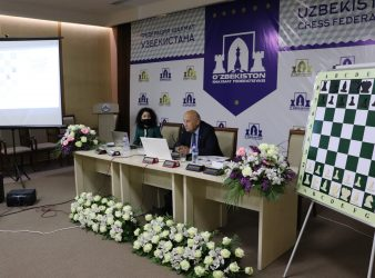 Russian FIDE Arbiters Seminar Held in Tashkent