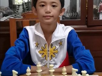 """OJ"" Reyes dominates PACE chess tournament"